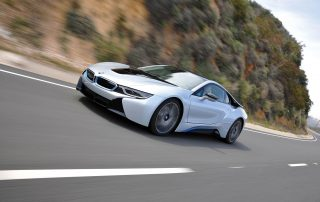 BMW i8 - Featured