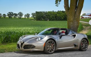 Alfa Romeo 4C - Featured