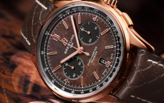 Premier B01 Chronograph Bentley