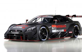 2020-spec Nissan GT-R Nismo GT500 Race Car