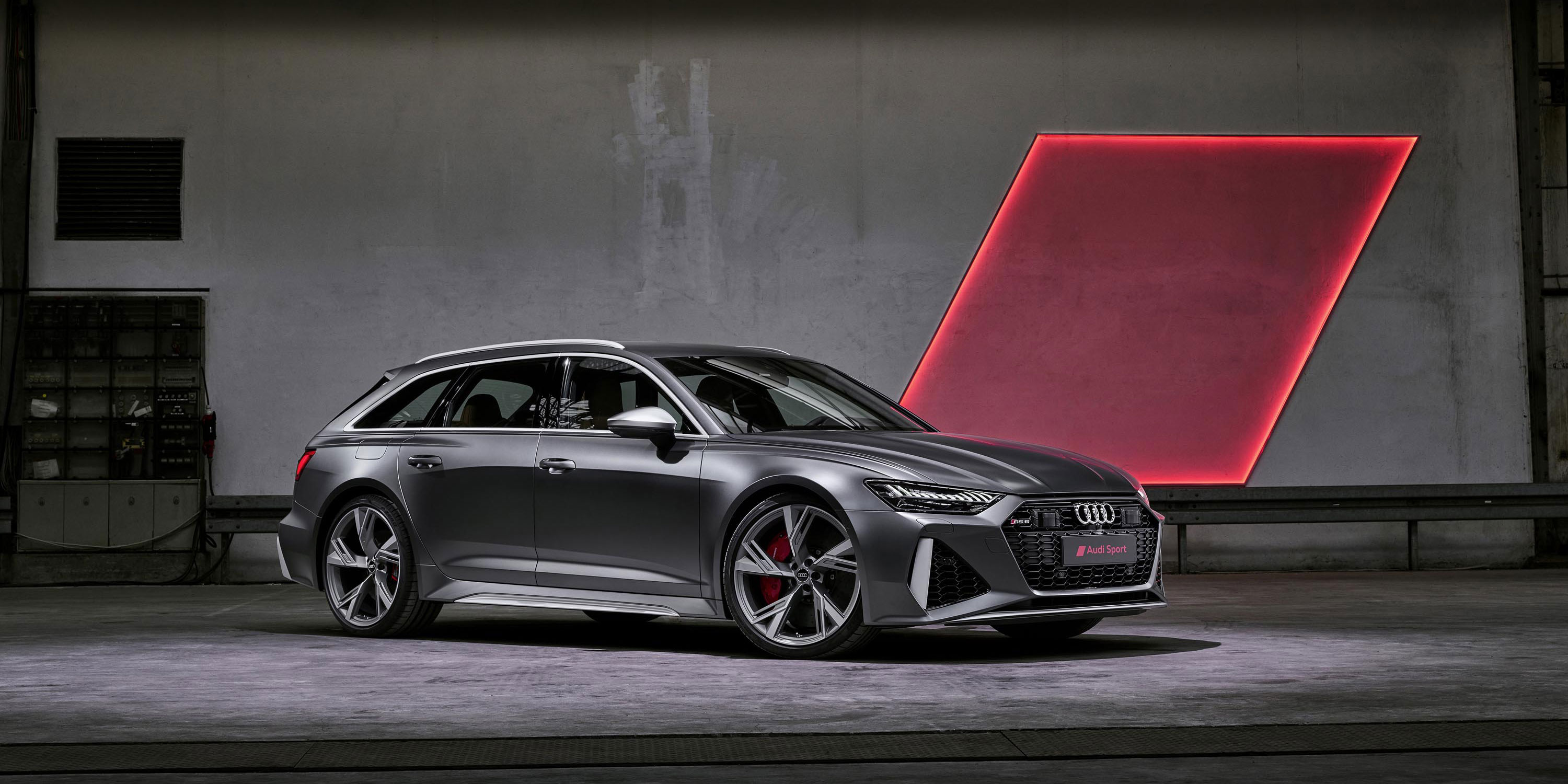 Audi RS 6 Avant coming to America