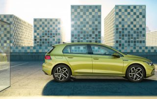 8th Generation Volkswagen Golf Hybrid