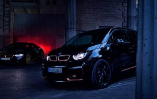 2029 BMW i3s Edition RoadStyle and i8 Ultimate Sophisto Edition