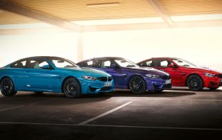 2020 BMW M4 Heritage M Edition