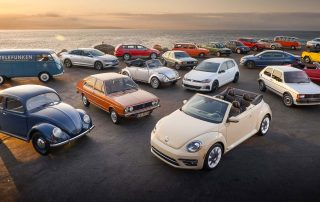 Volkswagen Celebrates 70 years in America