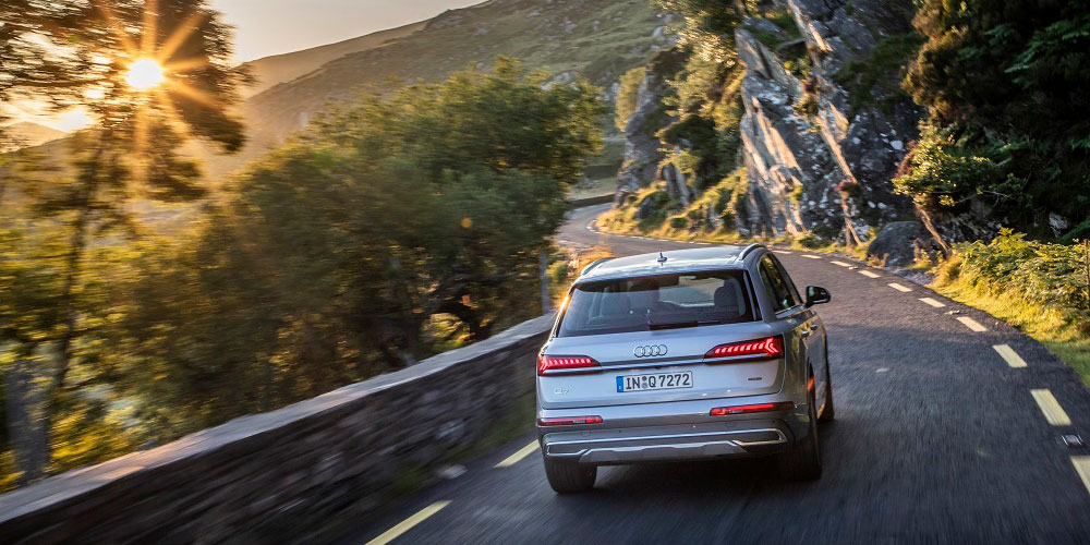 2020 Audi Q7 brings significant updates including new engine refreshed design and advanced technology
