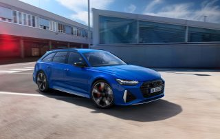 25 years of Audi RS: exclusive anniversary package