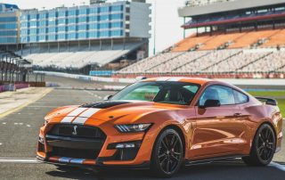 Shelby GT500 Driving Experience
