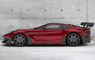 Factory Five F9R Concept Supercar