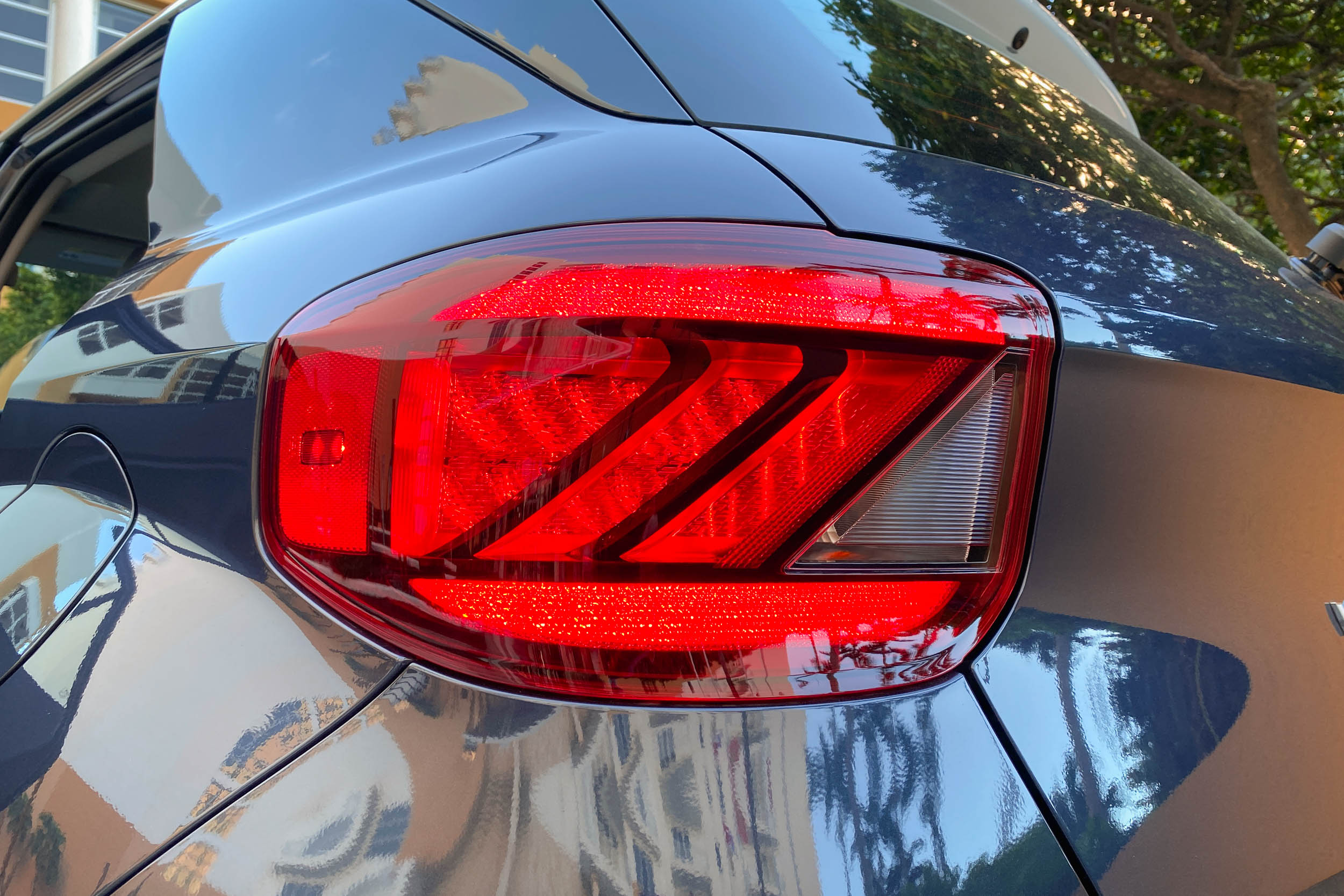 Rear Lighting Detail