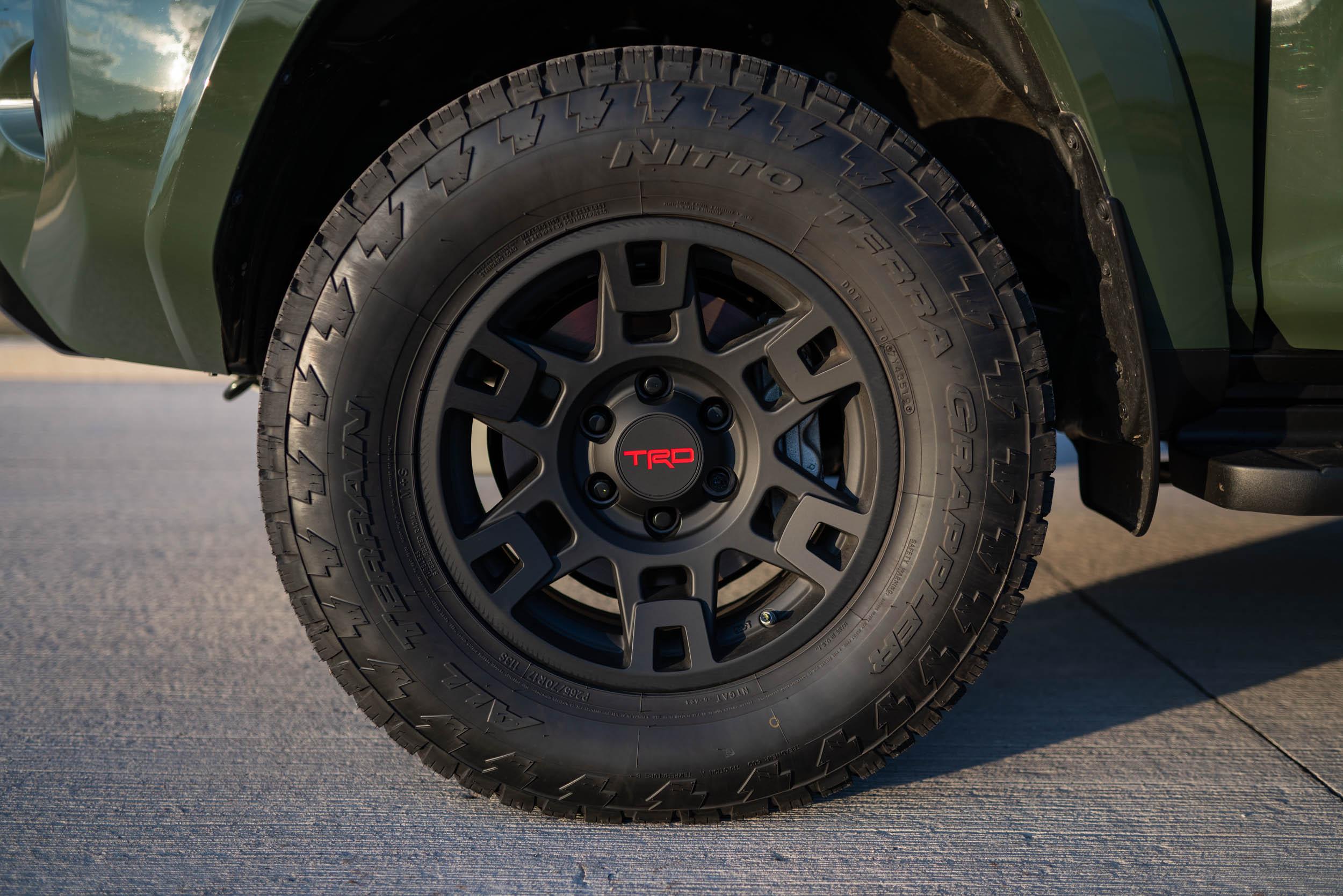2020 Toyota 4Runner Wheel Assembly
