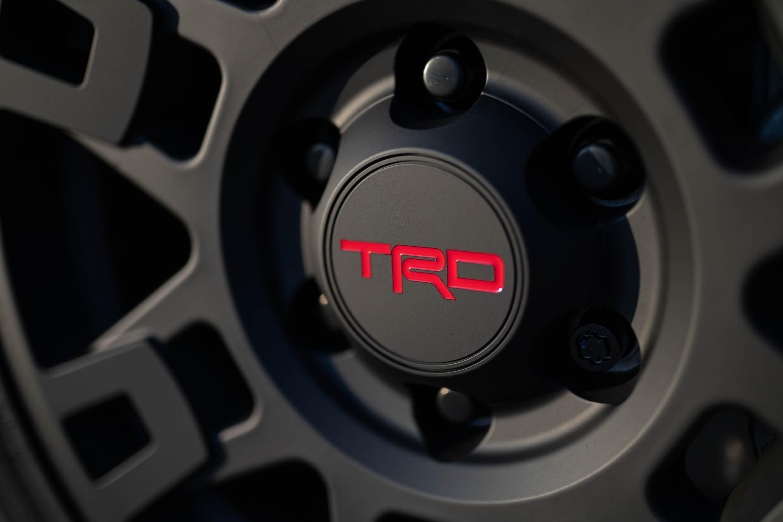 TRD Wheel Assembly