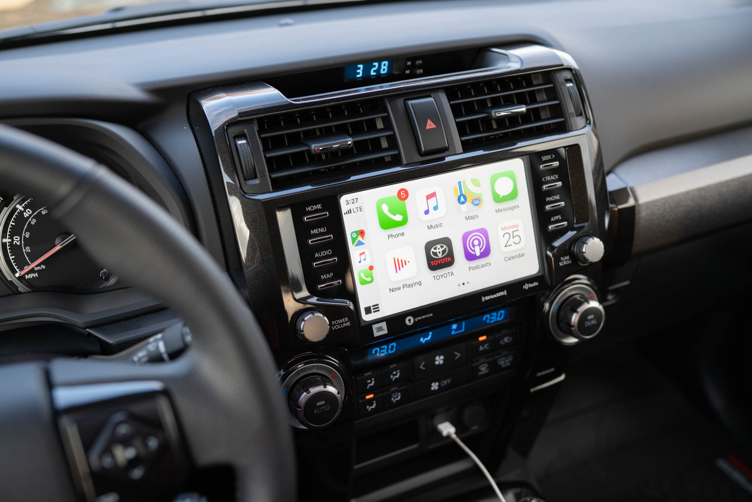 2020 Toyota 4Runner Infotainment Center