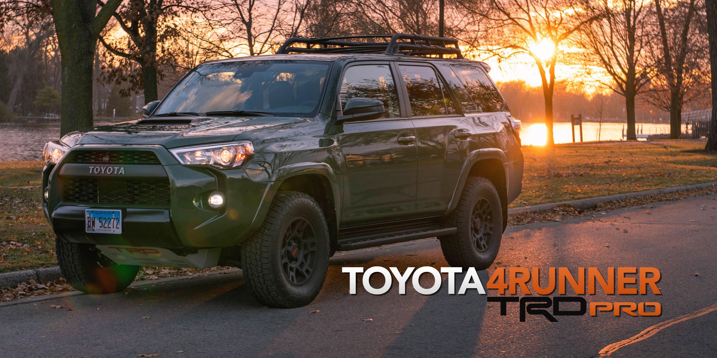 2020 Toyota 4Runner TRD Pro - Toyota's Tonka Truck
