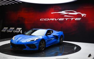 2020 Corvette C8 - Chicago Auto Show