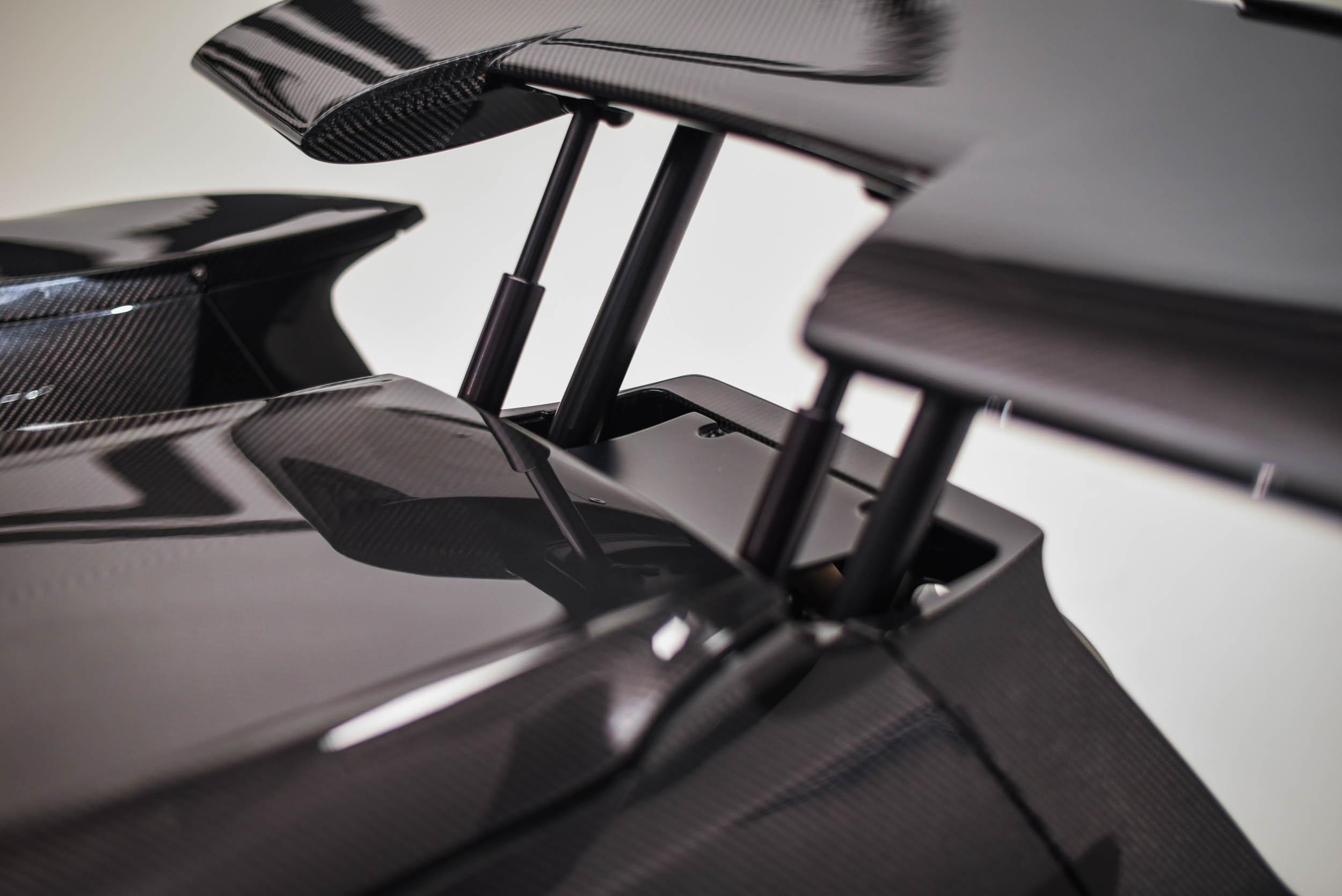 Wing Detail