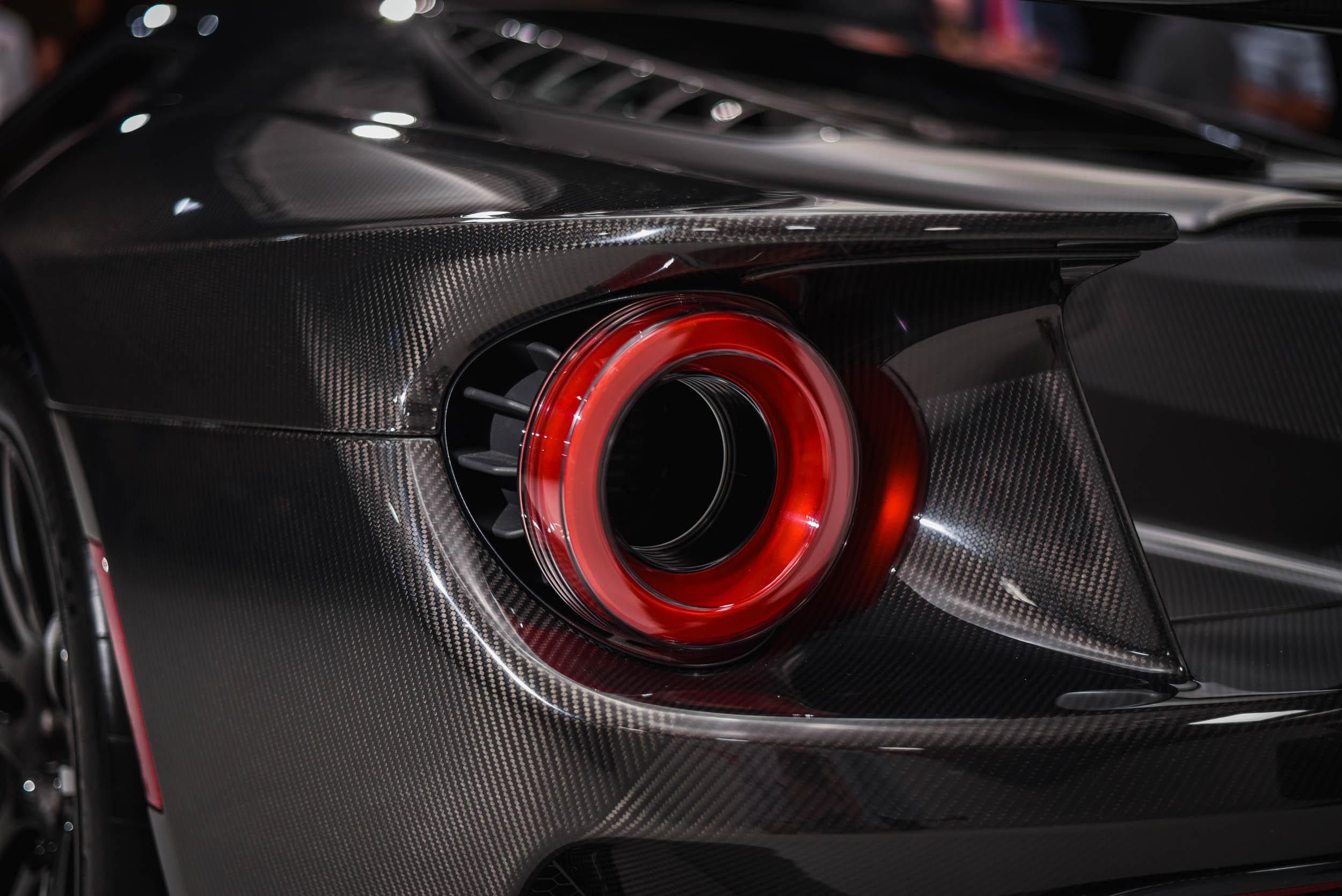 Tail light Detail