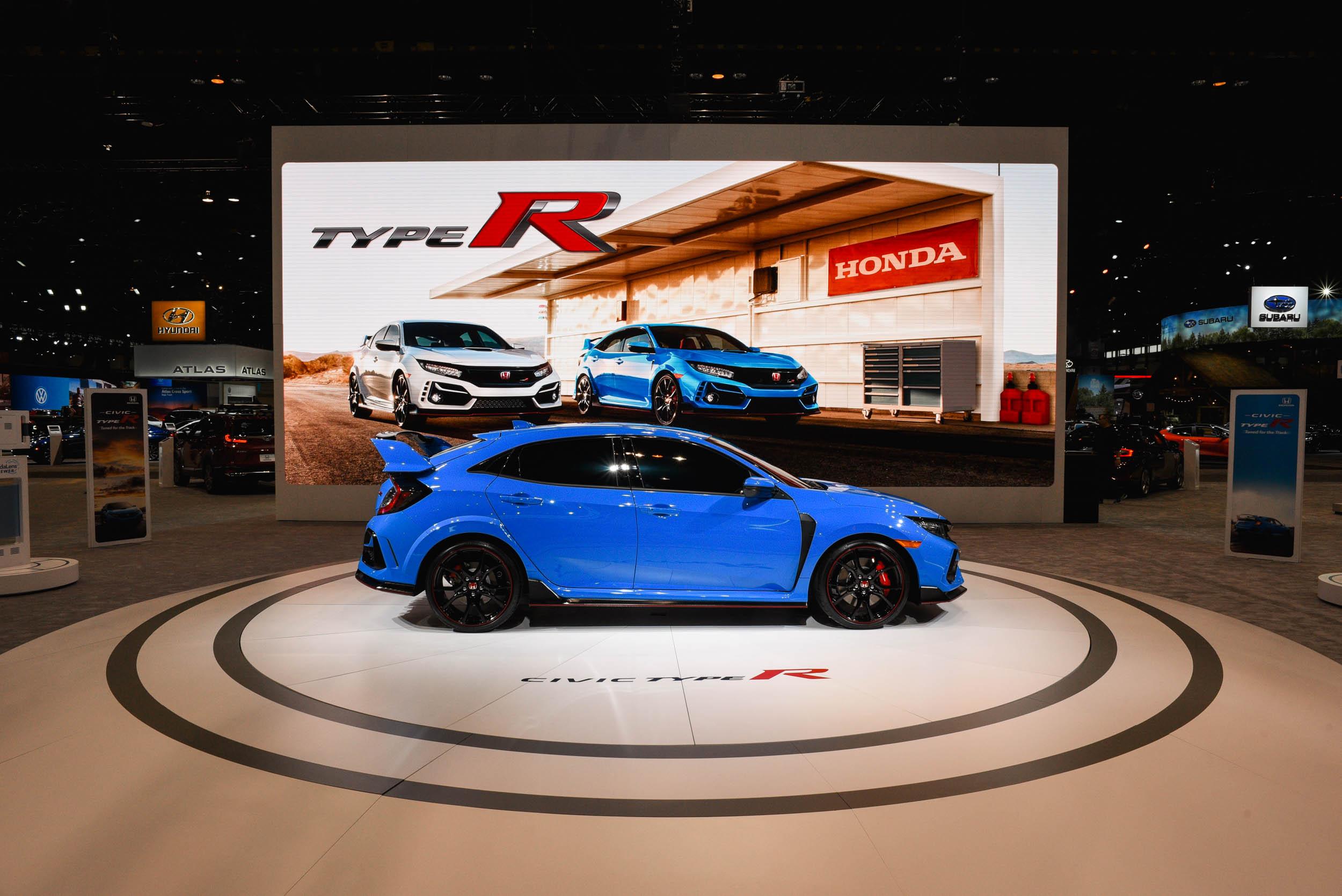 2020 Honda Civic Type R - Chicago Auto Show