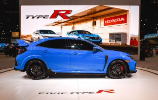 2020 Honda Civic Type R - Chicago Auto Show