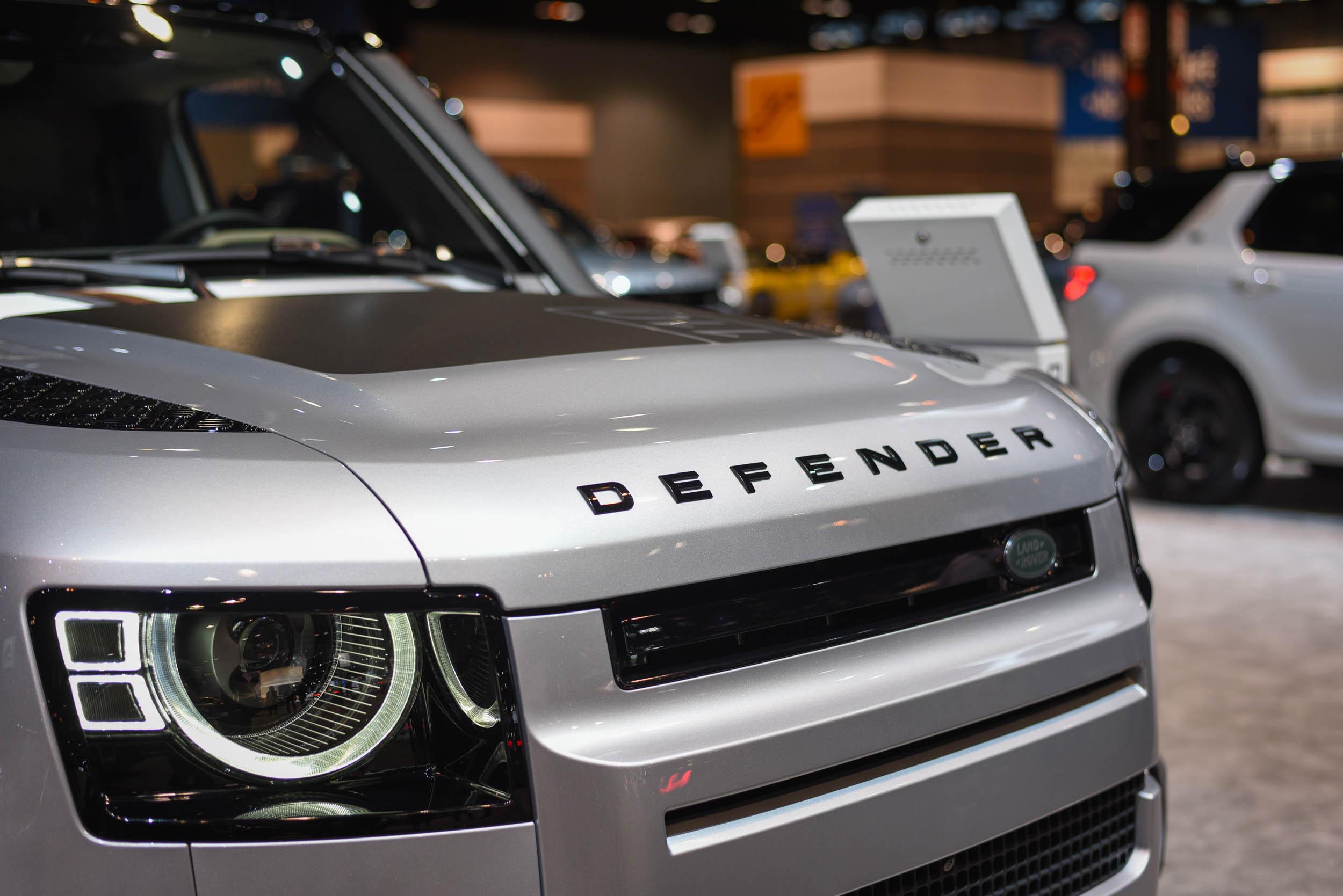 2020 Land Rover Defender - Chicago Auto Show