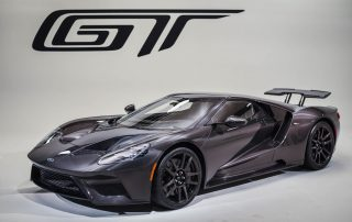 2020 Ford GT Liquid Carbon Reveal