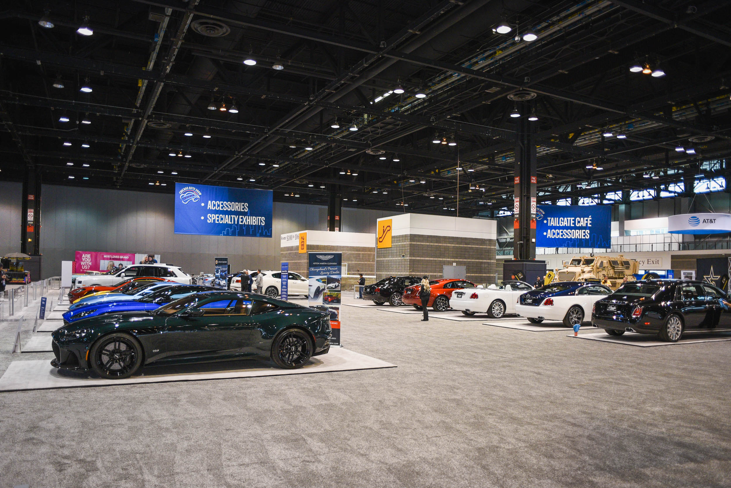 Supercar Gallery - Chicago Auto Show