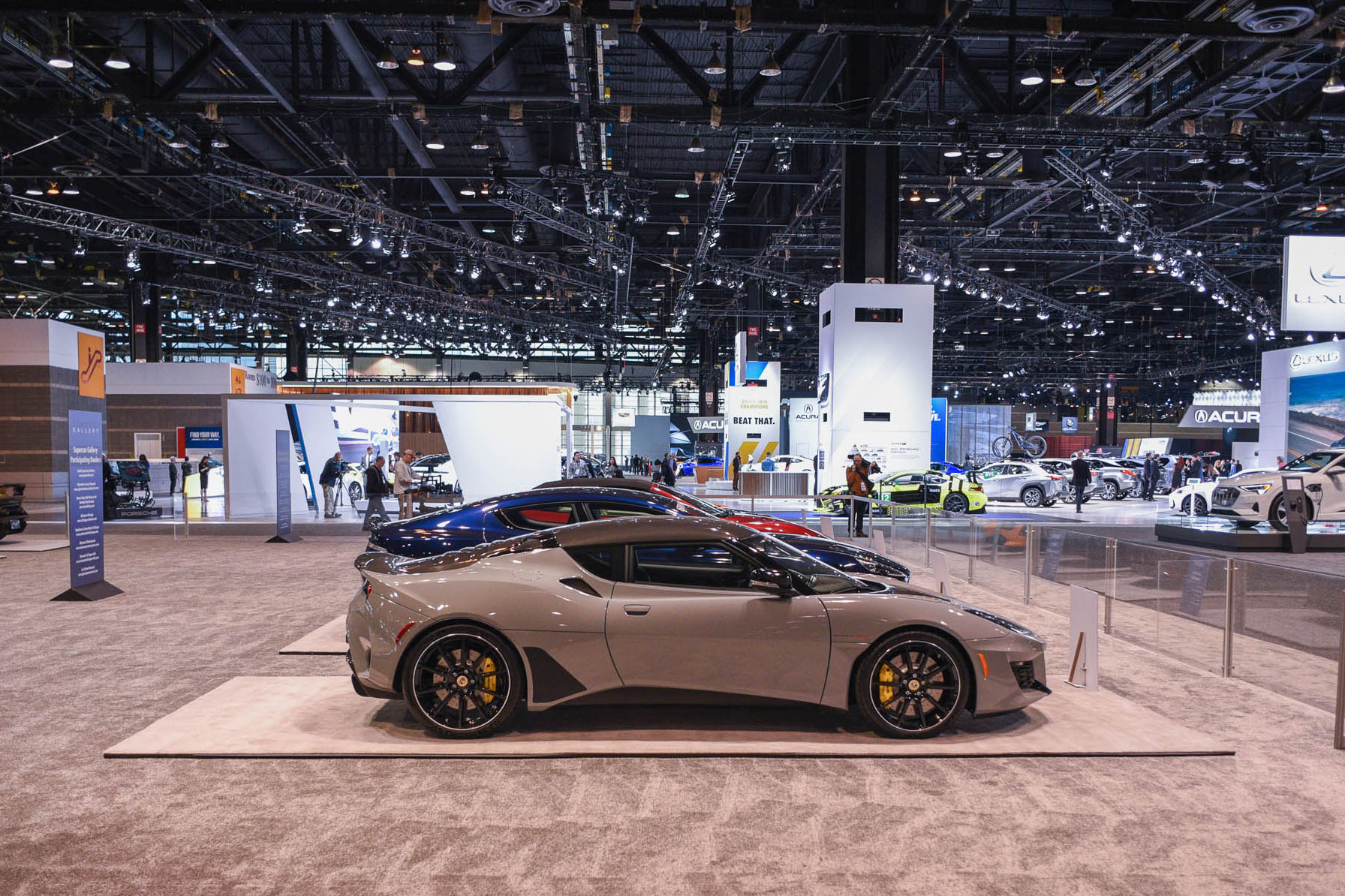 Supercar Gallery - Chicago Auto Show