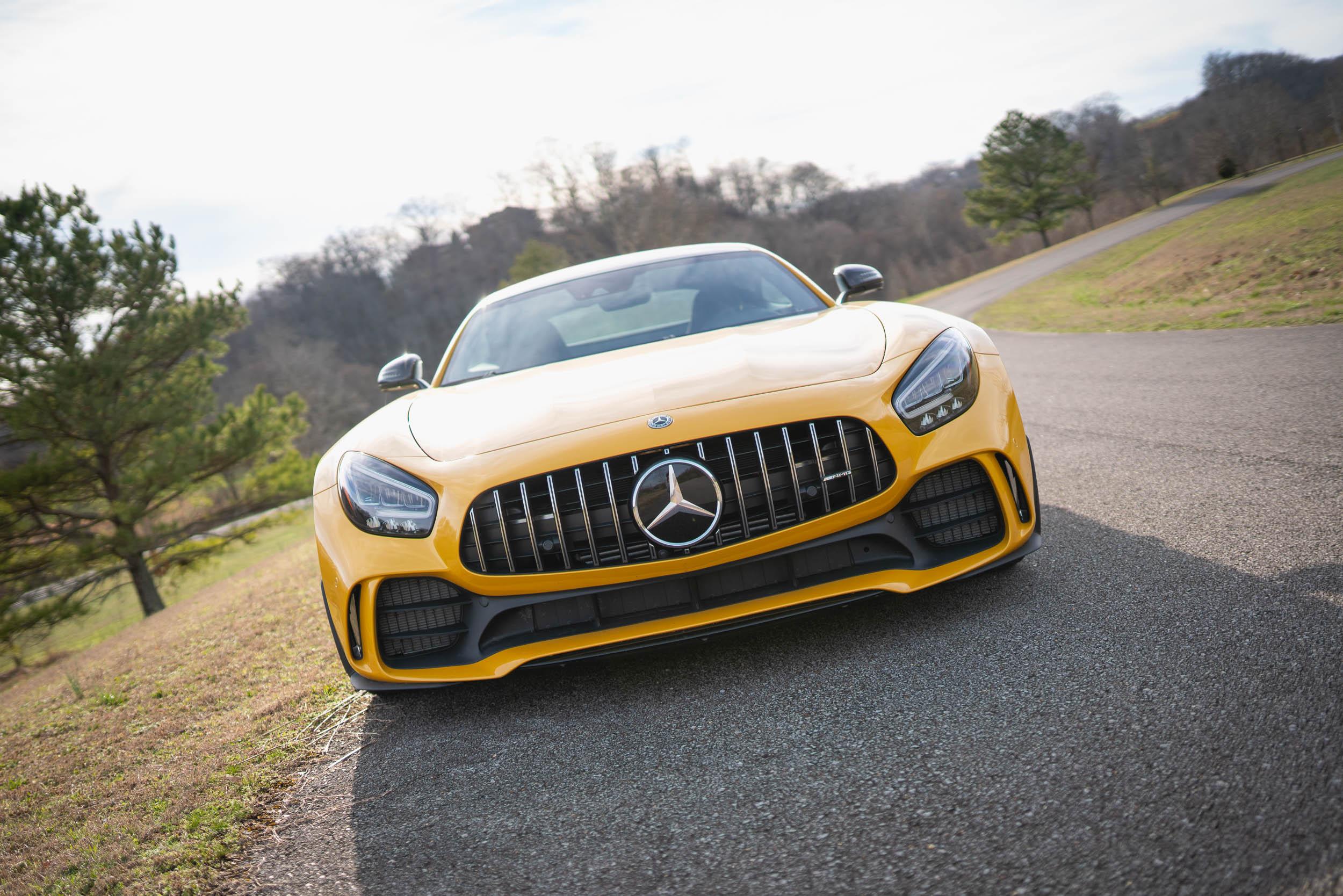 2020 Mercedes-AMG GT-R