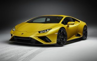 NEW LAMBORGHINI HURACÁN EVO REAR-WHEEL DRIVE: THE DRIVER IN TOTAL CONTROL OF SHEER DRIVING FUN