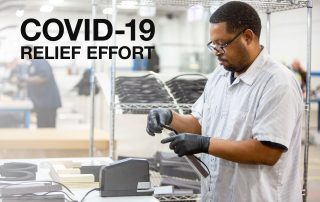 Ford COVID-19 Medical Equipment Production