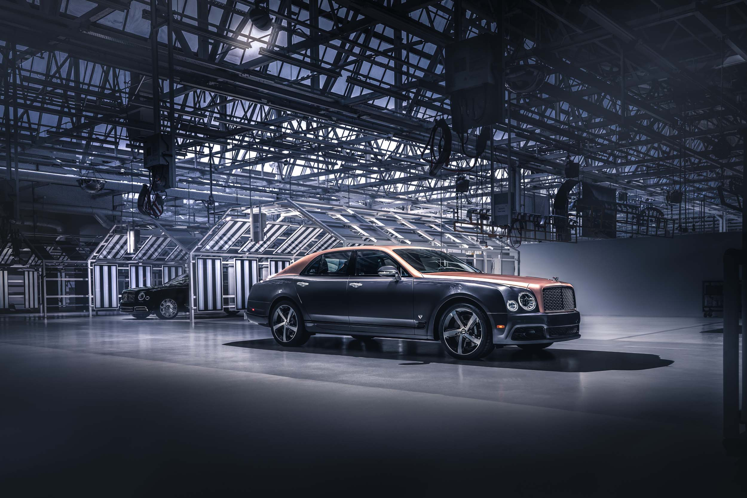Bentley - Mulsanne End of Production