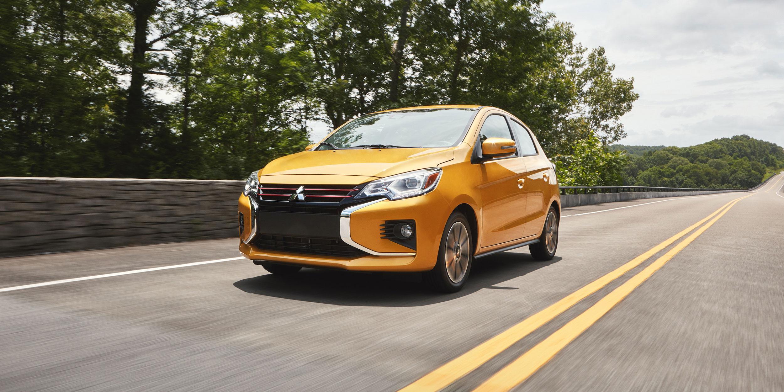 Mitsubishi New Vehicle Lineup