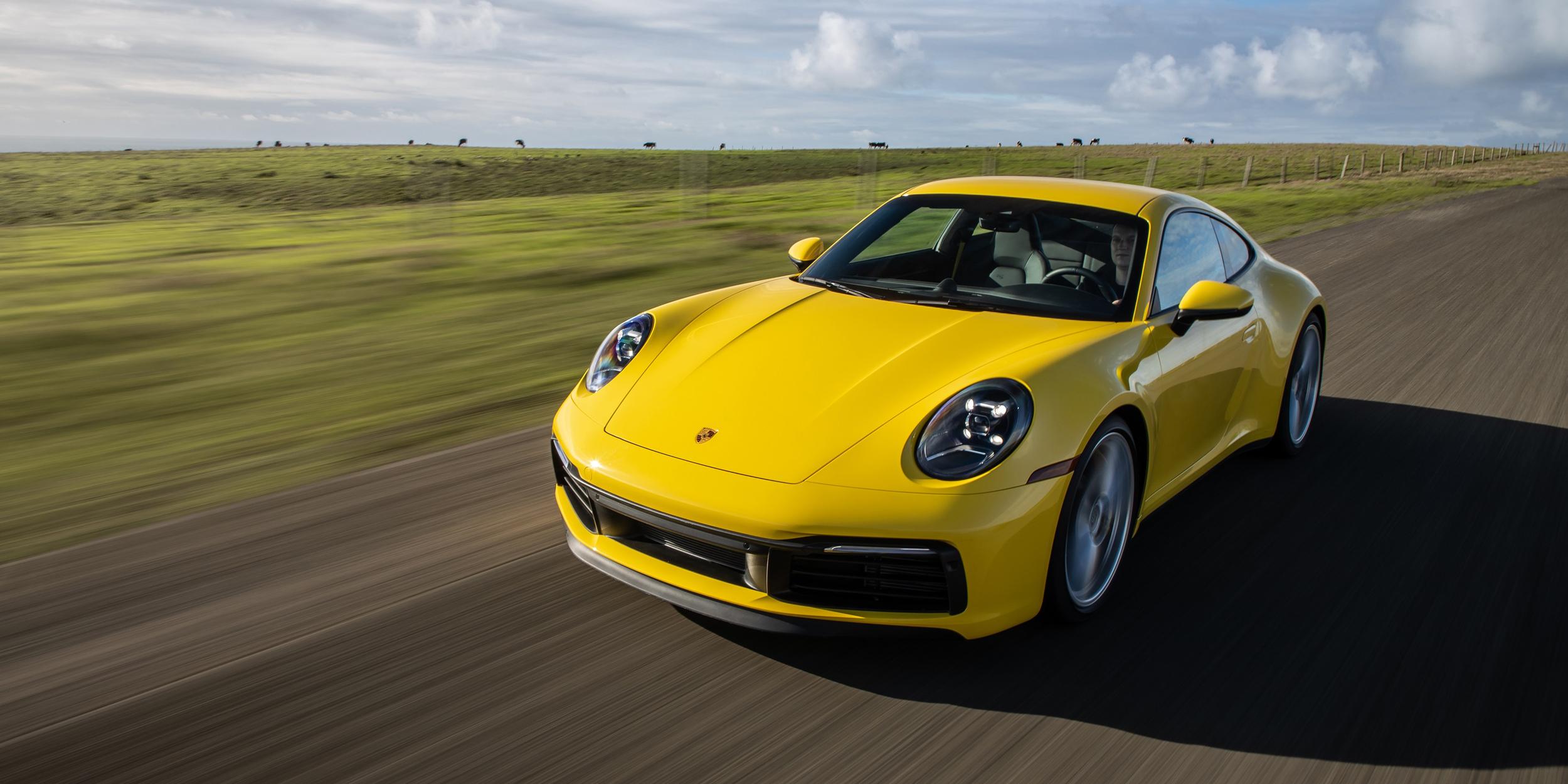 Porsche rankest highest on APEAL Rating