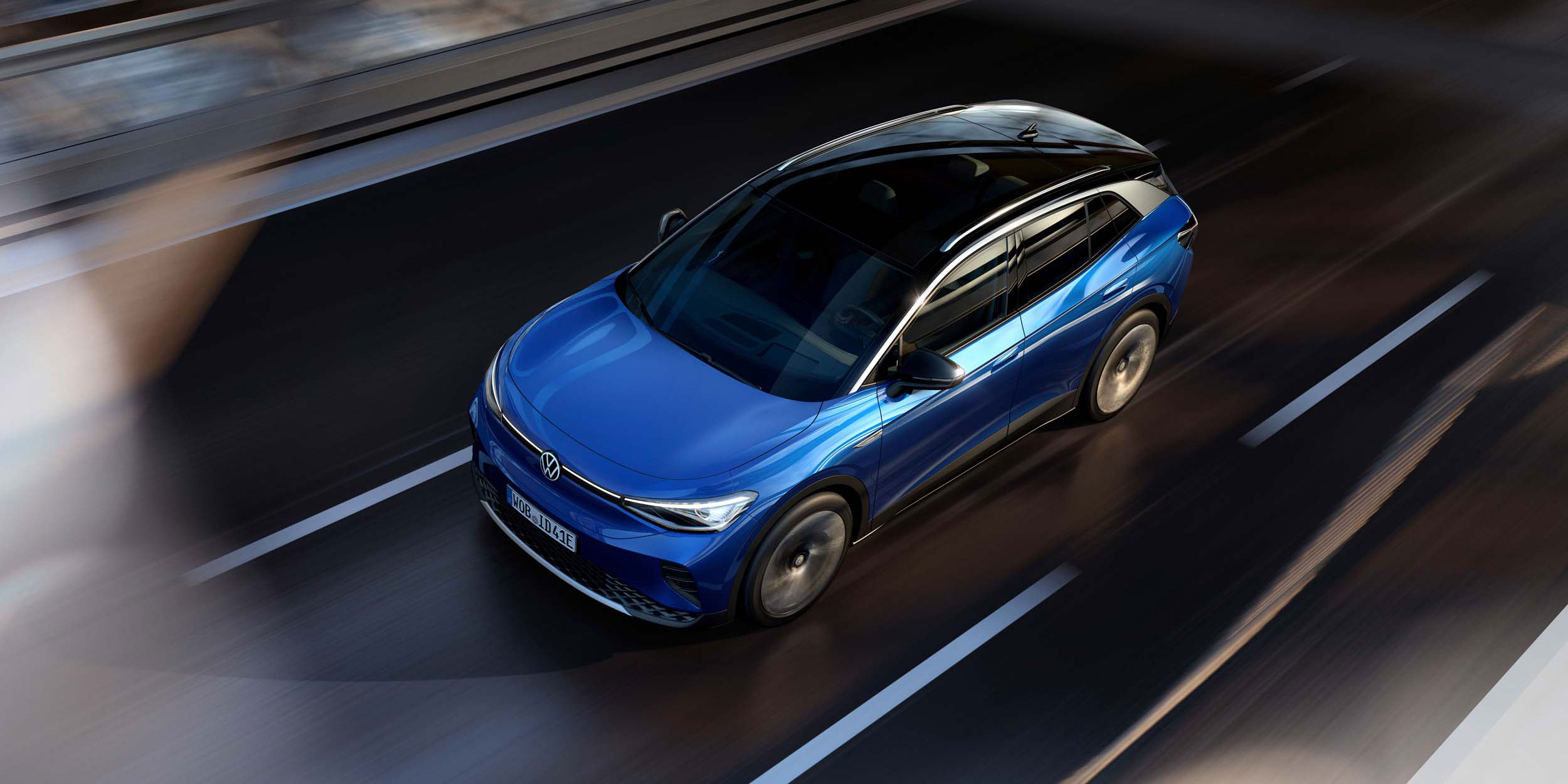 VOLKSWAGEN UNVEILS THE ALL-NEW 2021 ID.4 ELECTRIC SUV