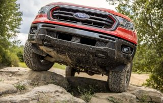 NEW FORD RANGER TREMOR OFF-ROAD PACKAGE CREATES MOST OFF-ROAD-CAPABLE FACTORY-BUILT RANGER EVER FOR U.S. CUSTOMERS