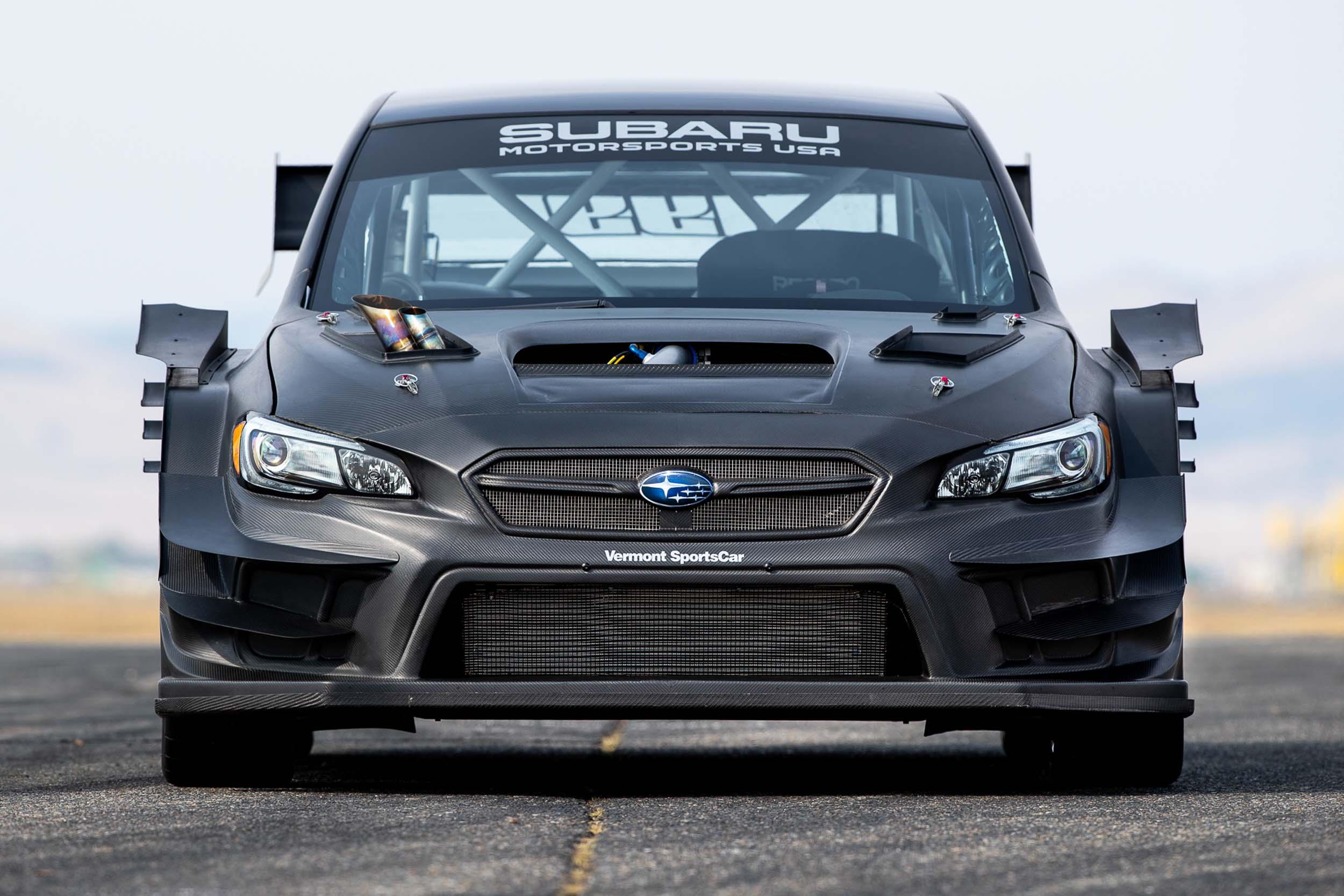 SUBARU REVEALS THE WILDEST WRX STI EVER- TRAVIS PASTRANA'S GYMKHANA STI