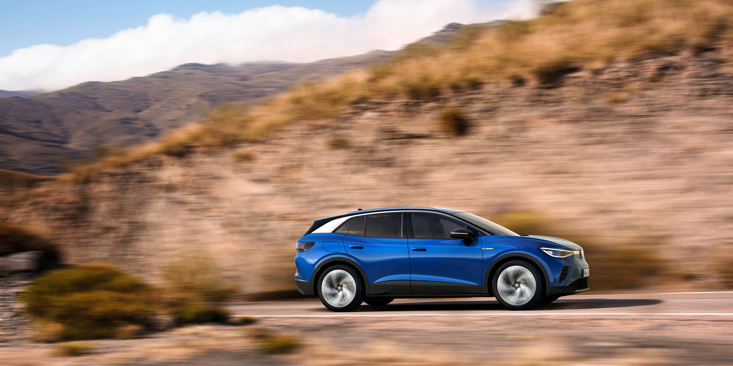 EPA CONFIRMS 250-MILE RANGE FOR VOLKSWAGEN ID.4 PRO AND 1ST EDITION ELECTRIC SUV