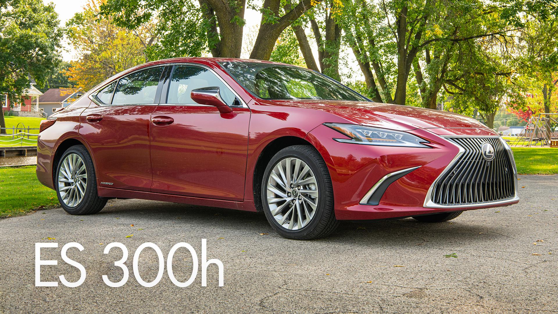2020 Lexus ES300h