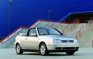 #TBT: The Volkswagen Cabriolet, the '80s definition of fun in the sun