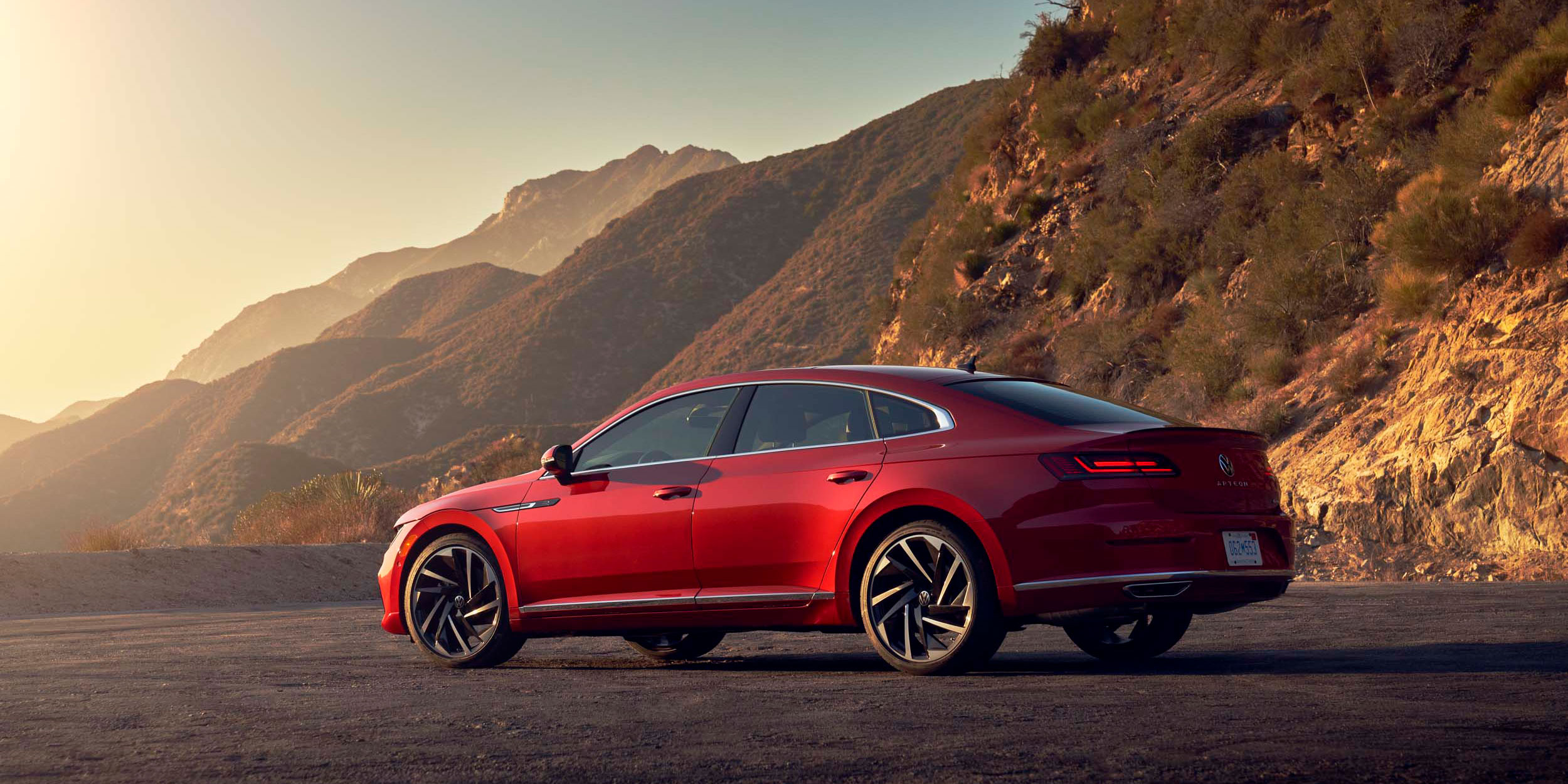 2021 Arteon: a brand halo evolved and sharpened