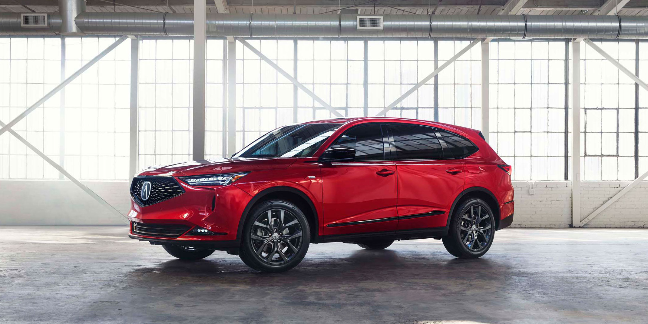 2022 Acura MDX Debuts as New Brand Flagship