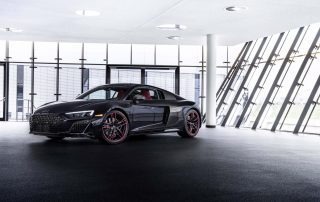 Audi introduces R8 RWD model line with exclusive 2021 R8 Panther edition