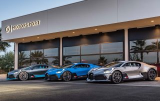 BUGATTI PHOTO RELEASE – FIRST DIVO DELIVERIES TO THE US WEST COAST