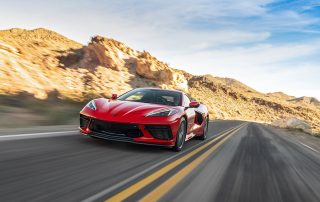 Chevrolet Documents Corvette Engineering Team's Journey to Build the Mid-Engine Supercar