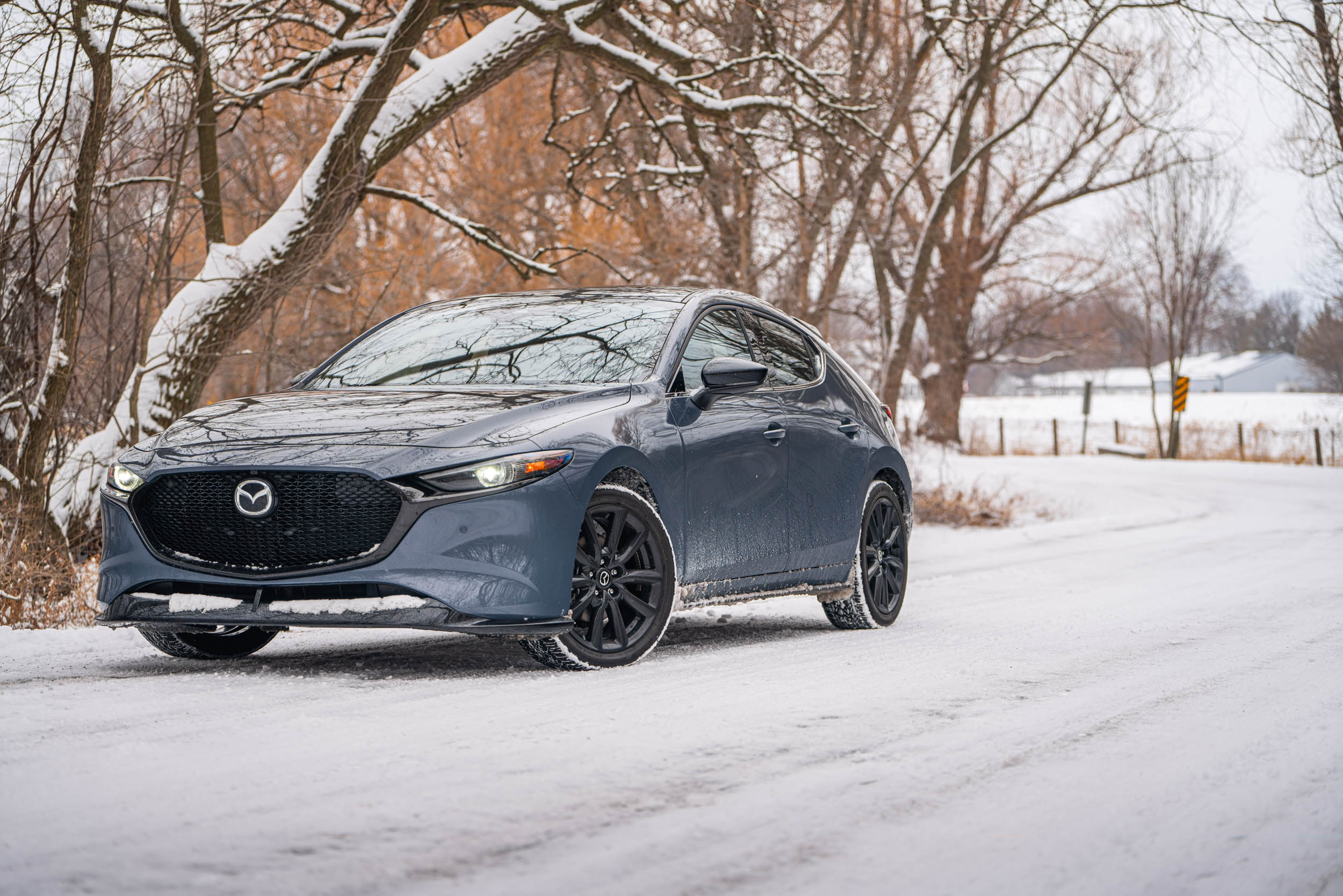 2021 Mazda3 2.5 Turbo AWD