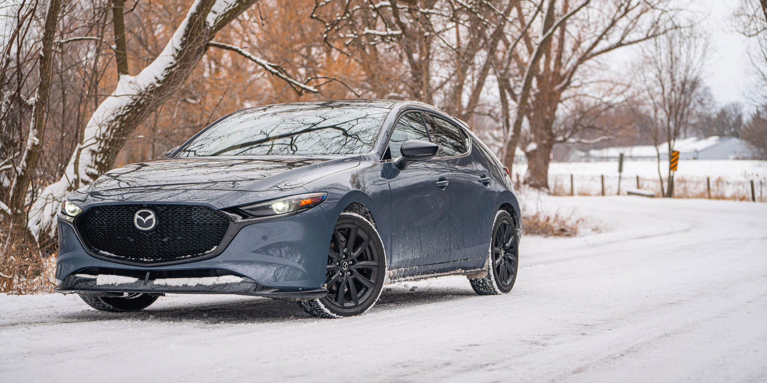 2021 Mazda3 2.5 Turbo AWD