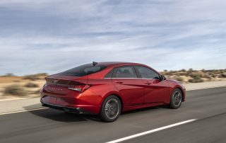 Hyundai Elantra Wins Prestigious 2021 North American Car of the Year™