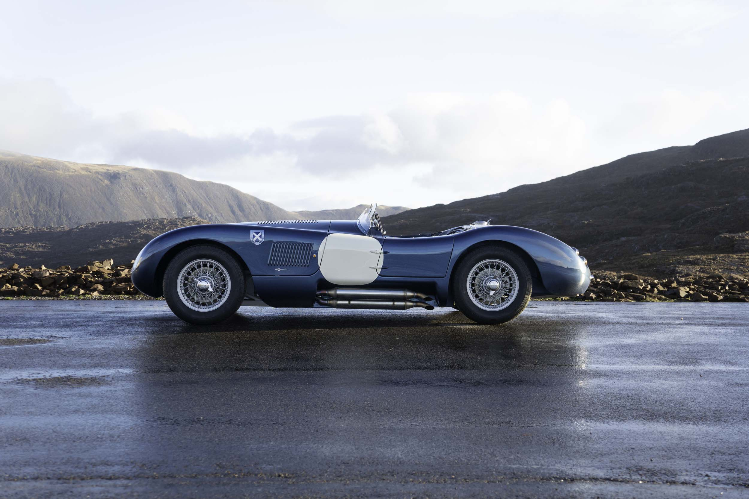 Announcing the Ecurie Ecosse C-type
