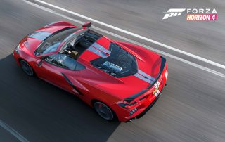 Exciting News on the Horizon: Corvette Stingray Coming to Forza Horizon 4