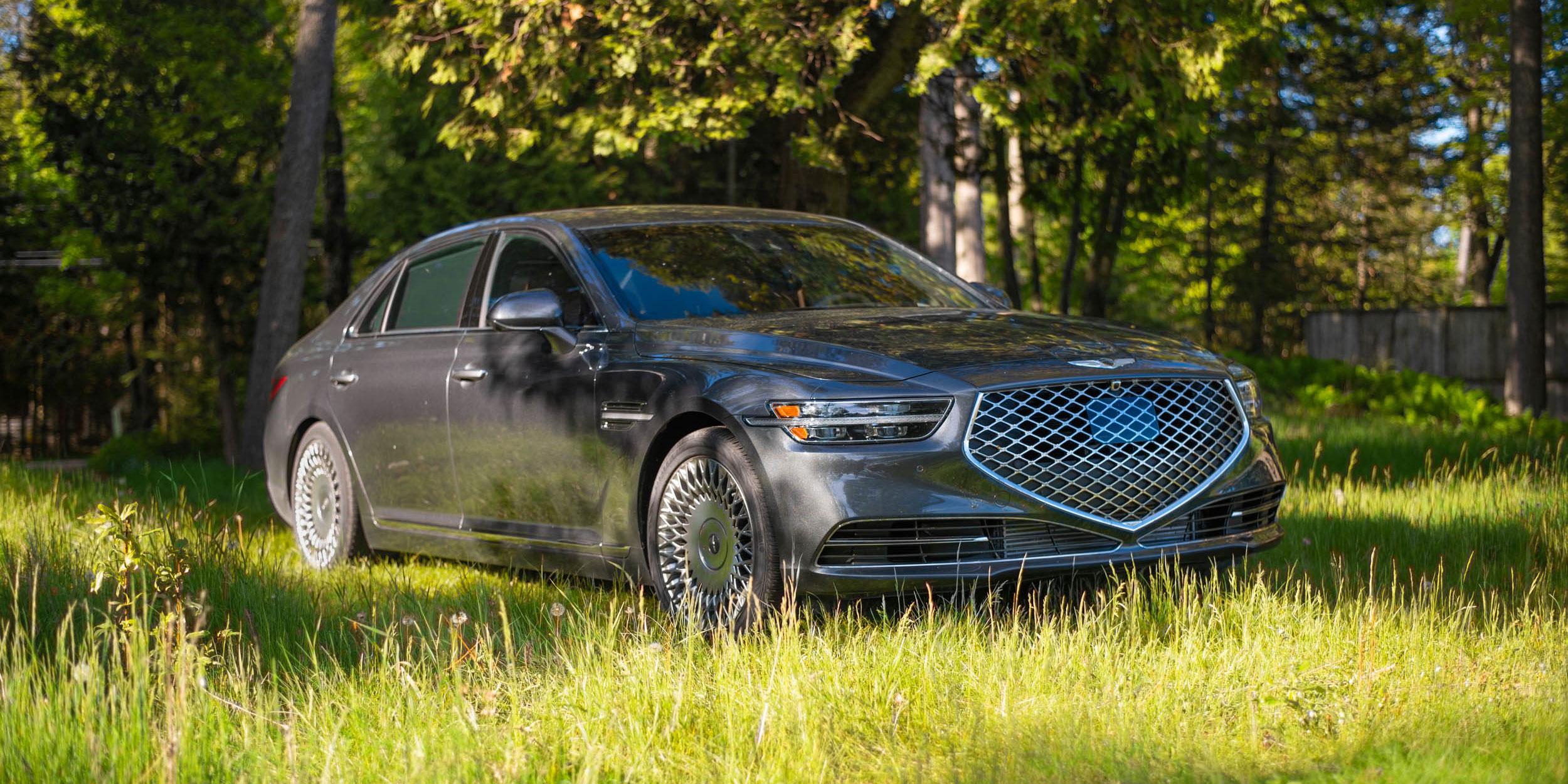 2020 Genesis G90: Reborn Luxury